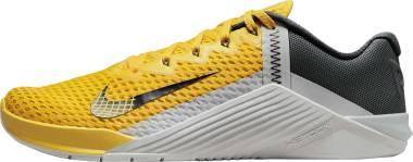 Nike Metcon 6 - Yellow (CK9388707)
