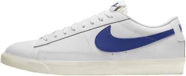 Nike Blazer Low Leather - White (CI6377107)