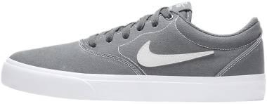 Nike SB Charge Canvas - Grey (CD6279003)
