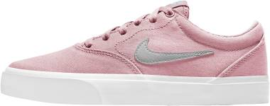 Nike SB Charge Canvas - Pink Glaze Pink Glaze Black Metallic Silver (CN5269602)