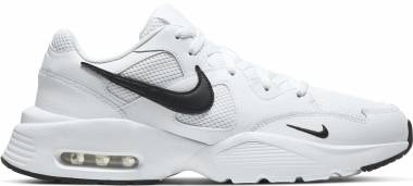 Nike Air Max Fusion - White Black White (CJ1670102)