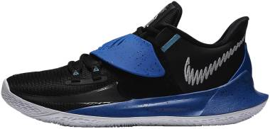 Nike Kyrie Low 3 - Black Game Royal Metallic Silver (CW6228002)