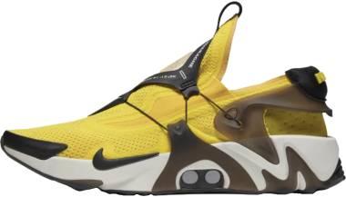 Nike Adapt Huarache - Yellow (BV6397710)