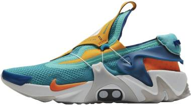 Nike Adapt Huarache - Hyper Jade/Total Orange (BV6397300)