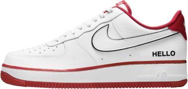 Nike Air Force 1 07 LX - White (CZ0327100)