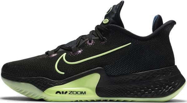 Nike Air Zoom BB NXT - Black Valerian Blue Lime Blast (CK5707001)