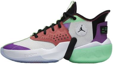 Jordan React Elevation - White Hyper Violet Flash Crimson Black (CK6618101)