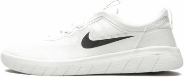Nike SB Nyjah Free 2 - Summit White Summit White Summit White Black (BV2078100)