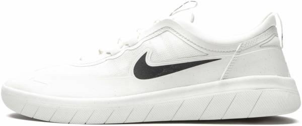Nike SB Nyjah Free 2 - Summit White Summit White Summit White Black (BV2078100)