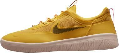 Nike SB Nyjah Free 2 - Yellow (CU9220700)