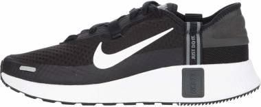 Nike Reposto - Black White Dk Smoke Grey Iron Grey (CZ5631012)