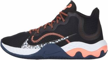 Nike Renew Elevate - Black Bright Mango Thunder Blue (CK2669006)