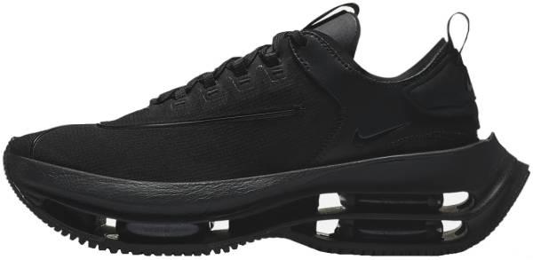 Nike Zoom Double-Stacked - Black Black Black Dark Smoke Grey (CZ2909001)