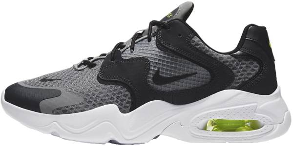 Nike Air Max 2X - Particle Grey Dark Smoke Grey White Black (CK2943003)