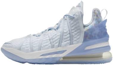 Nike Lebron 18 - Blue (CW3156400)