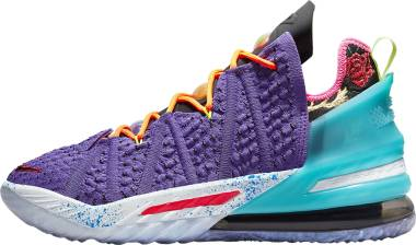Nike Lebron 18 - Purple (DM2813500)