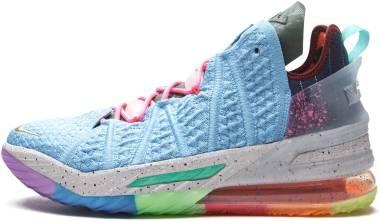 Nike Lebron 18 - Blue (DM2813400)