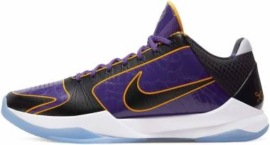 Nike Kobe 5 Protro - Court Purple Black University Gold White (CD4991500)