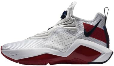 Nike LeBron Soldier 14 - White/Team Red/Midnight Navy/University Red (CK6024100)