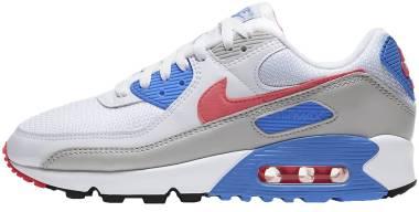 Nike Air Max 3 - White Hot Coral Blue Crystal Grey Fog (DA8856100)