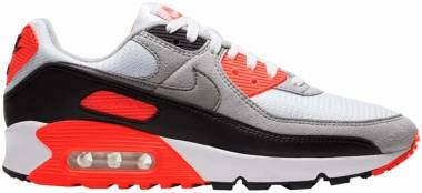 Nike Air Max 3 - White Black Cool Grey Radiant Red (CT1685100)