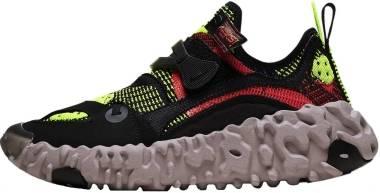 Nike ISPA Overreact Flyknit - Negro (CD9664001)