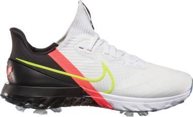 Nike Air Zoom Infinity Tour - White Black Flash Crimson Volt (CT0540103)