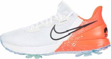 Nike Air Zoom Infinity Tour - White Infrared 23 Volt Black (CT0540124)