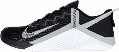 Nike Metcon 6 FlyEase - Black Lt Smoke Grey White (DB3790010)
