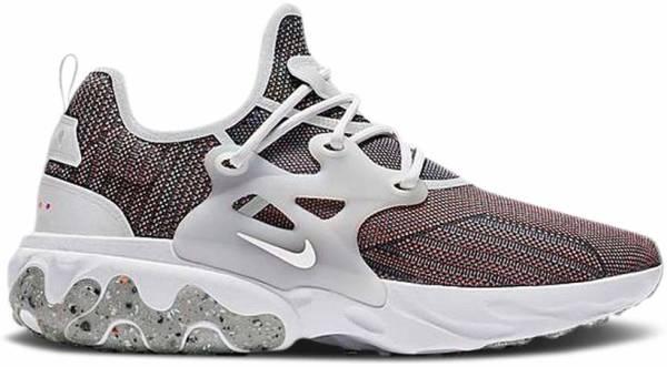Nike React Presto Flyknit sneakers in black white (only $100 ...