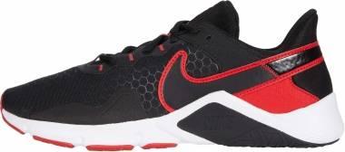 Nike Legend Essential 2 - Nero Rosso (CQ9356005)