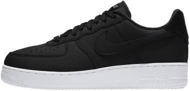 Nike Air Force 1 07 Craft - Black Black White Vast Grey (CN2873001)