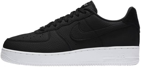 Nike Air Force 1 07 Craft - Black/Black-white-vast Grey (CN2873001)