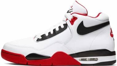 Nike Flight Legacy - White/Black-university Red (BQ4212100)