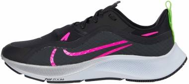 Nike Air Zoom Pegasus 37 Shield - Black / Pink Blast / Iron Grey / Obsidian Mist (CQ7935002)