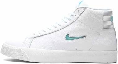 Nike SB Zoom Blazer Mid Premium - White (CU5283100)