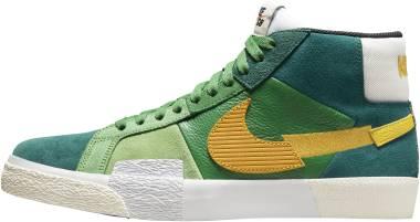 Nike SB Zoom Blazer Mid Premium - Green (DA8854300)