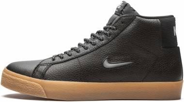 Nike SB Zoom Blazer Mid Premium - Black (CU5283001)