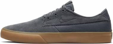 Nike SB Shane - Dark Grey Dark Grey Gum Light Brown Black (BV0657001)