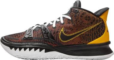 Nike Kyrie 7 - Black/University Gold/Team Orange (CQ9326003)