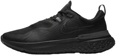 Nike React Miler Shield - Black / Black / Anthracite (CQ7888001)