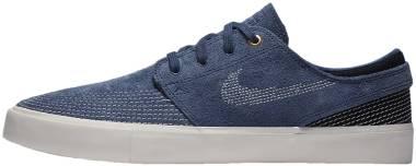 Nike SB Zoom Stefan Janoski RM Premium - Blue (CZ4731400)