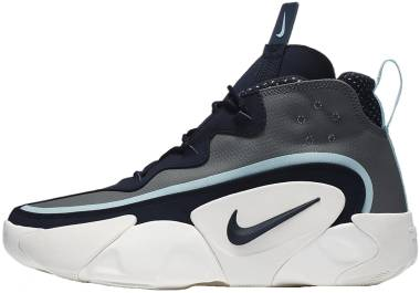 Nike React Frenzy - Smoke Grey Obsidian Summit White Obsidian (CT2291001)