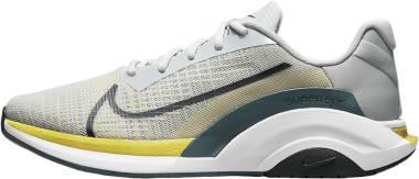 Nike ZoomX SuperRep Surge - Grey Fog Bright Citron Hasta Dark Smoke Grey (CU7627037)