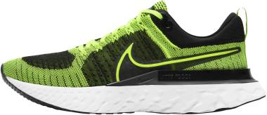 Nike React Infinity Run Flyknit 2 - Yellow (CT2357700)