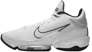 Nike Zoom Rize 2 - Blanco Gris Lobo Negro (CT1500100)