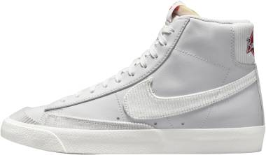 Nike Blazer Mid 77 - Vast Grey Vast Grey Chile Red Summit White (DD8021001)