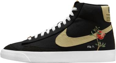 Nike Blazer Mid 77 - Black (CI1166001)
