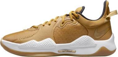 Nike PG 5 - Yellow (CW3143700)
