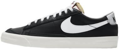 Nike Blazer Low 77 Vintage - Black (DA6364001)